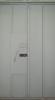 Металлическая дверь с кодовым замком